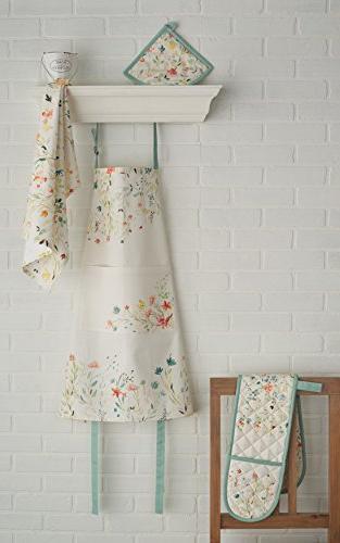 Maison Hermine 100% Cotton of 2 Kitchen Towels, 20 - - inch.