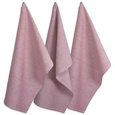 cotton chambray dish towel