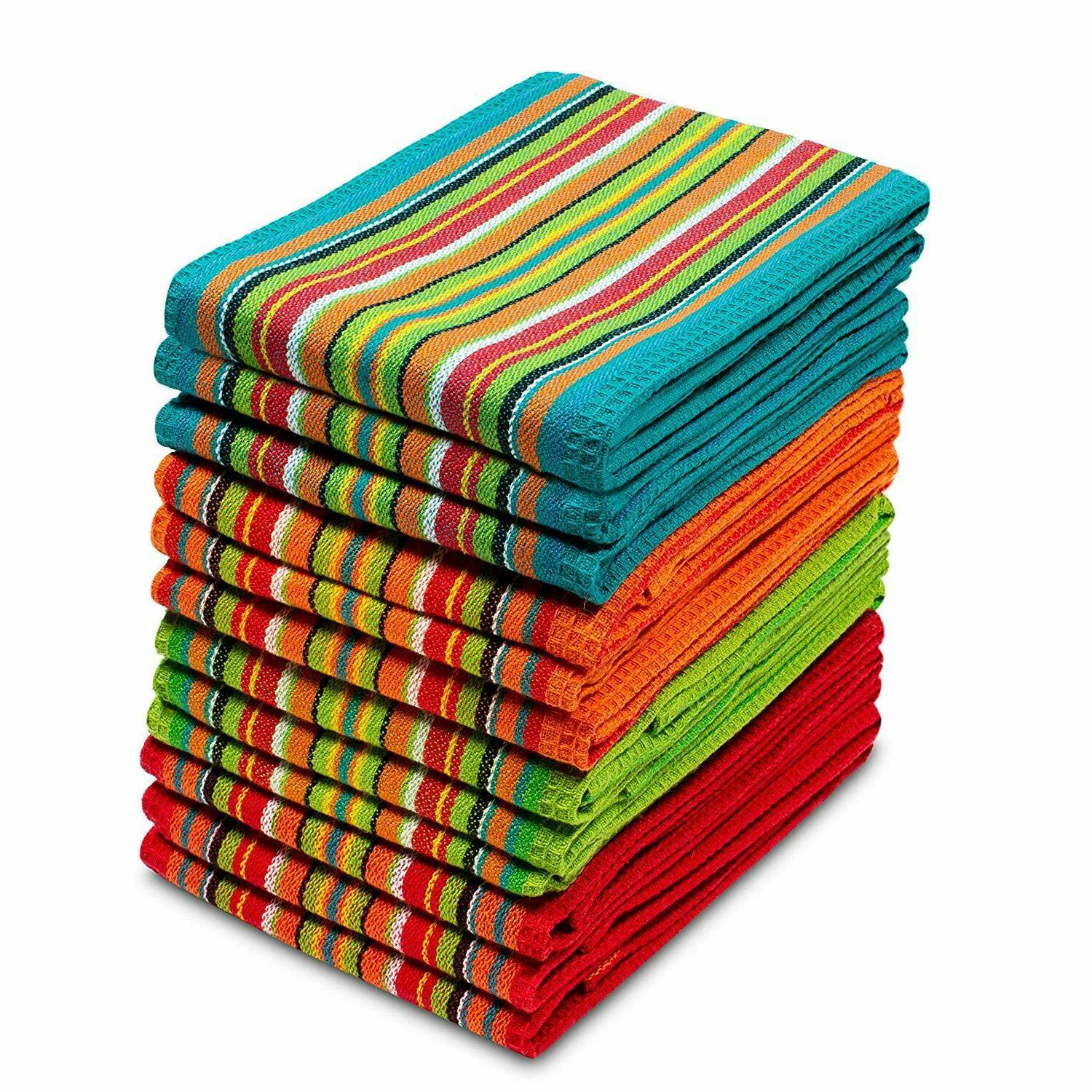 cotton craft 12 pack salsa stripe multi