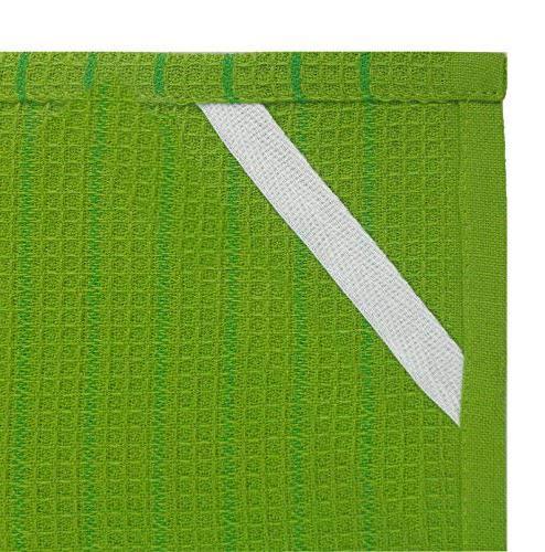 Cotton Salsa Stripe Kitchen Towels 16x28