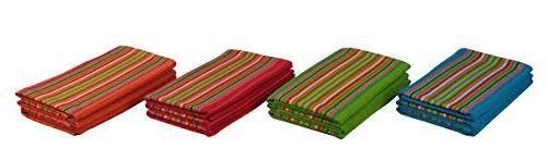 Cotton Craft 12 Pack Salsa Towels