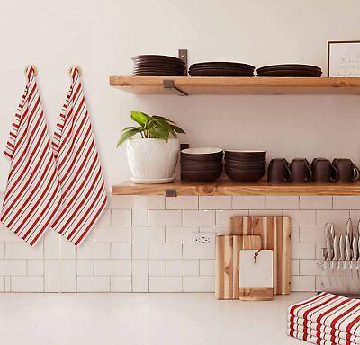 COTTON CRAFT - Pack Basketweave Towels - Cotton -