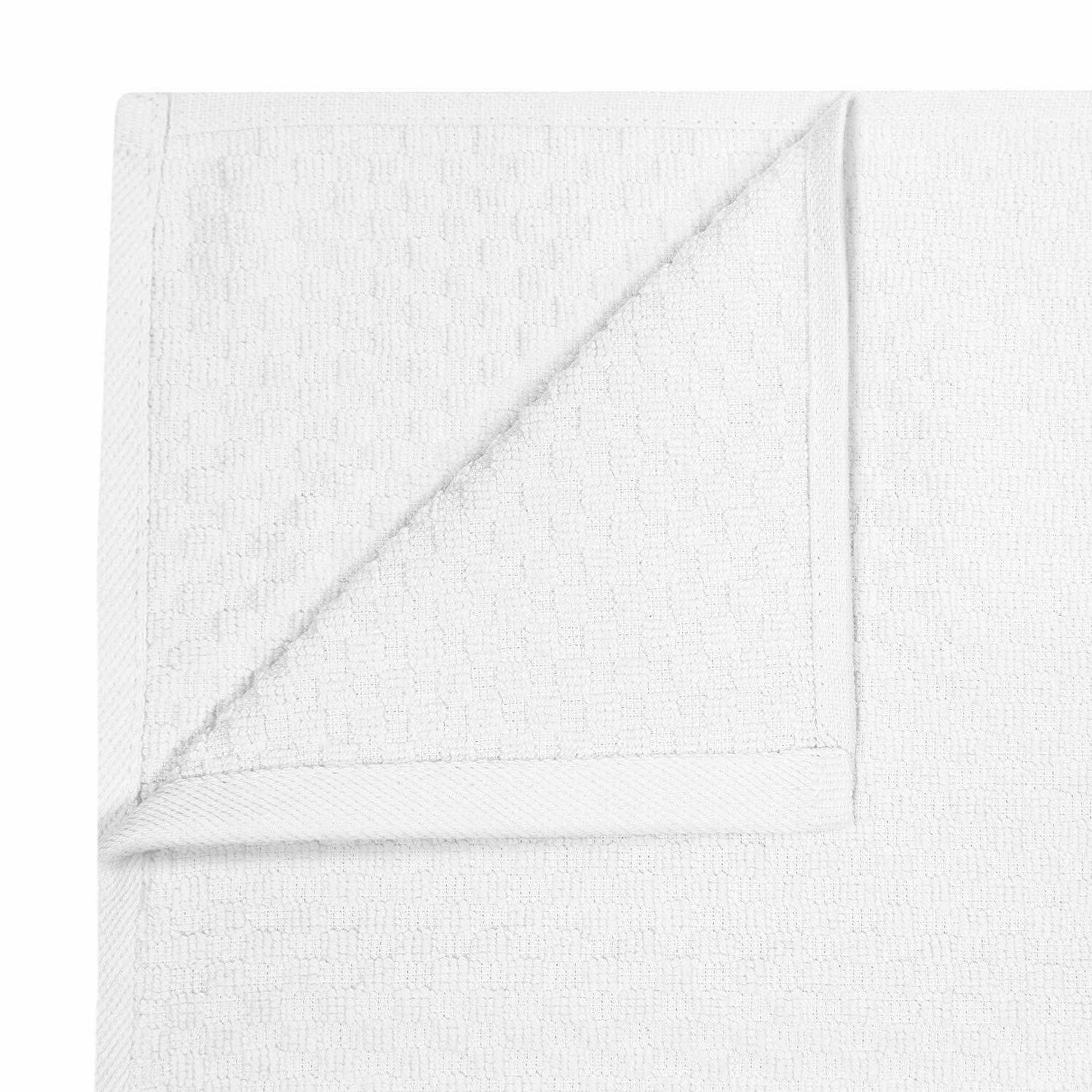 Cotton Craft - Pack Euro Waffle Weave Towels 16X28