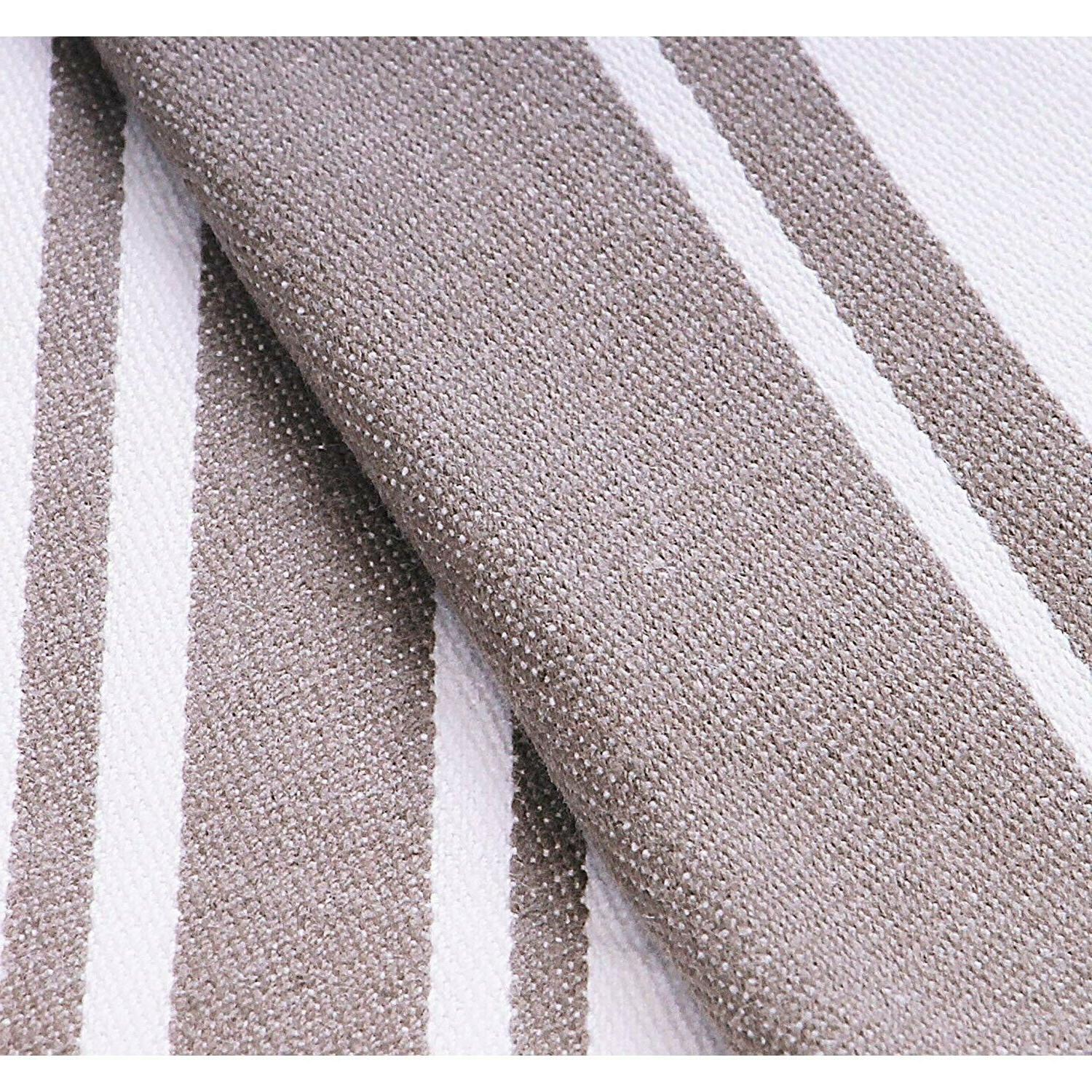 Cotton Dish Towels Absorbent Stripe Classic NEW