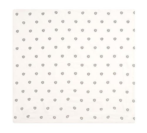 Sticky Toffee Cotton Sack Life Stripe Flower Prints, Pack, 28 in