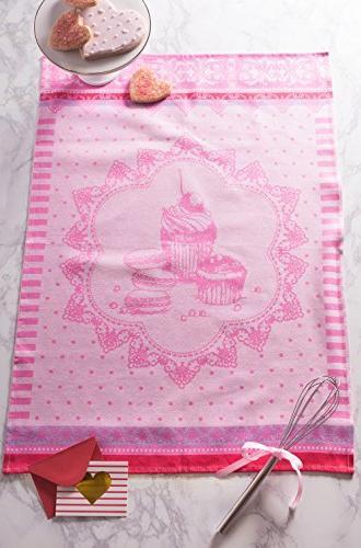 DII Dish Towels, of Decorative Tea Towels Cooking Macaroons