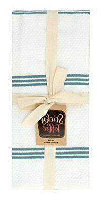 Sticky Toffee Terry Towels Pack, in