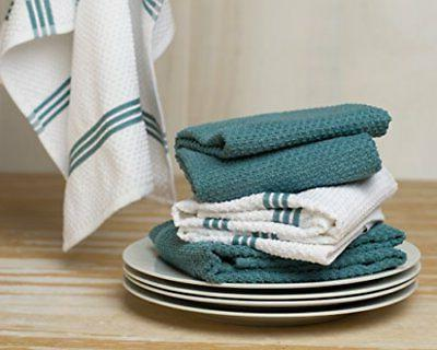 Sticky Kitchen Dishcloth Towels in