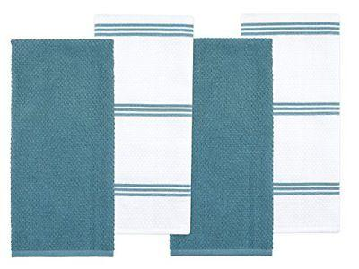 cotton terry kitchen dishcloth and kitchen towels