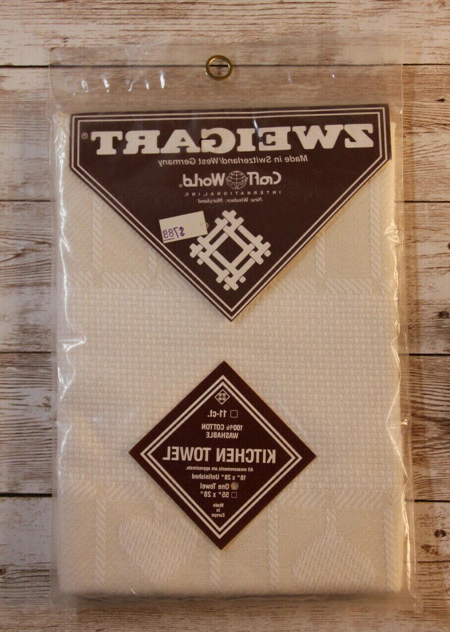 craft world kitchen towel 11 count 55