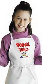 Blazers Proforms Costumes - Cute Children's Apron Junior Che