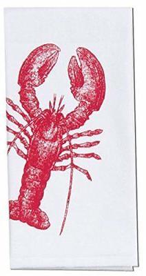 Kay Dee Designs A8508 Lobster Nautical Krinkle Flour Sack To