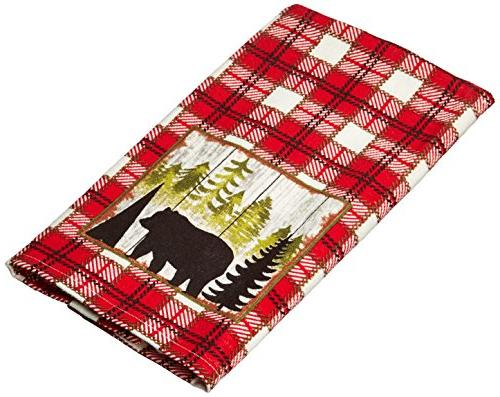 Kay Dee Designs R3310 Simple Living Terry Towel