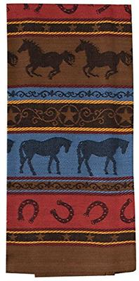 designs r3778 grace and beauty horses jacquard
