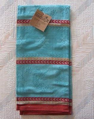 Kay Dee Designs V4183 Kokopelli Southwest Jacquard Tea Towel