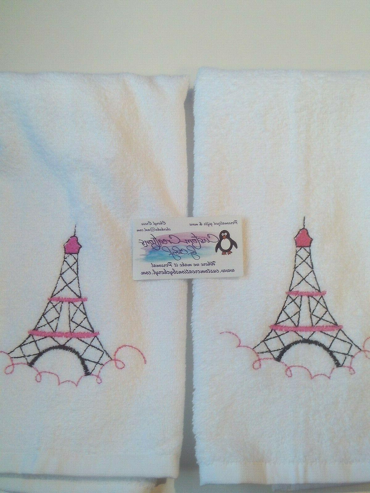 Eiffel Tower Hand Paris Bathroom Paris