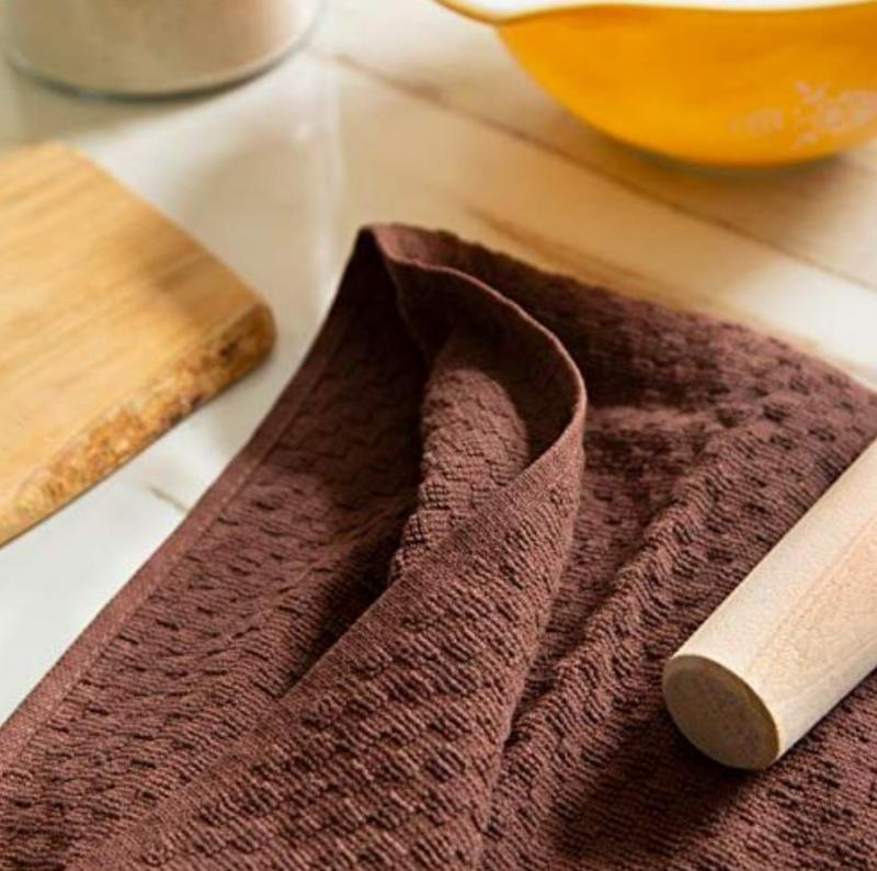 Euro Weave Terry Kitchen Absorbent Low Lint