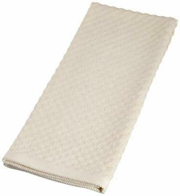 eurocafe waffle weave terry kitchen hand towels