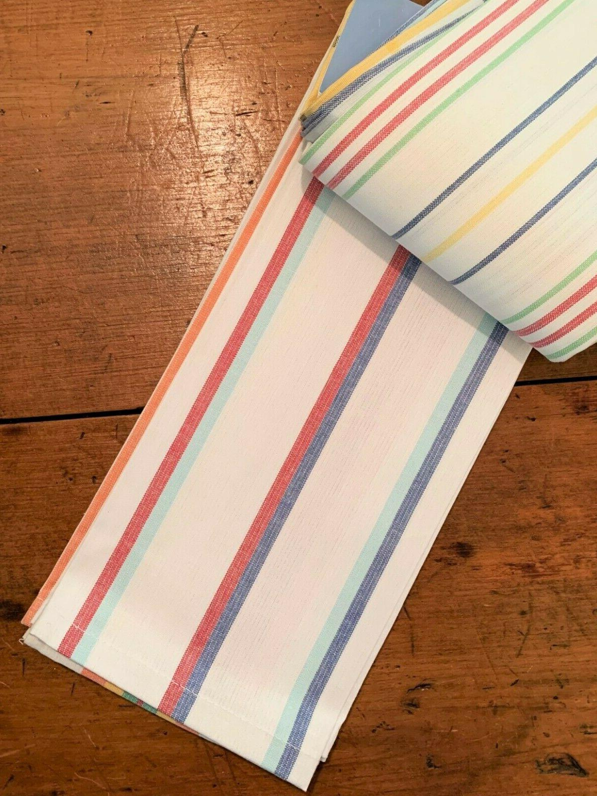Striped Towels of 7
