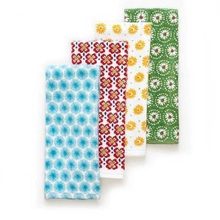 flea market kitchen towel set