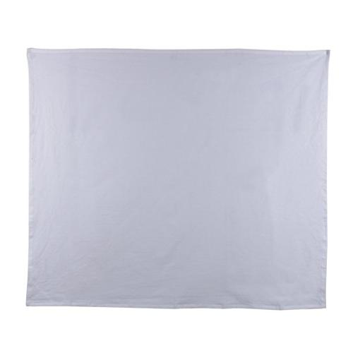 Flour Sack Set Multi-use White 100% Highly Tea Embroidery