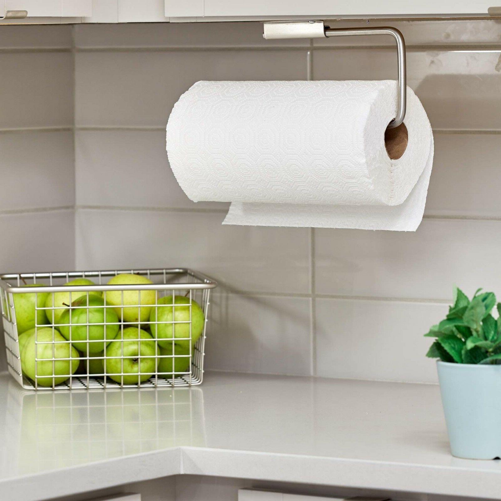 InterDesign Forma Swivel Towel Mount/Under