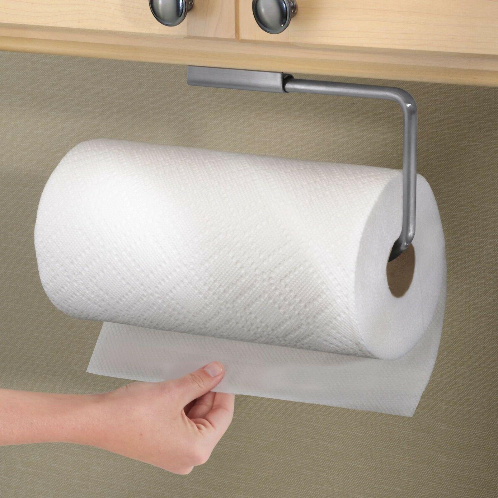 forma swivel paper towel holder for kitchen