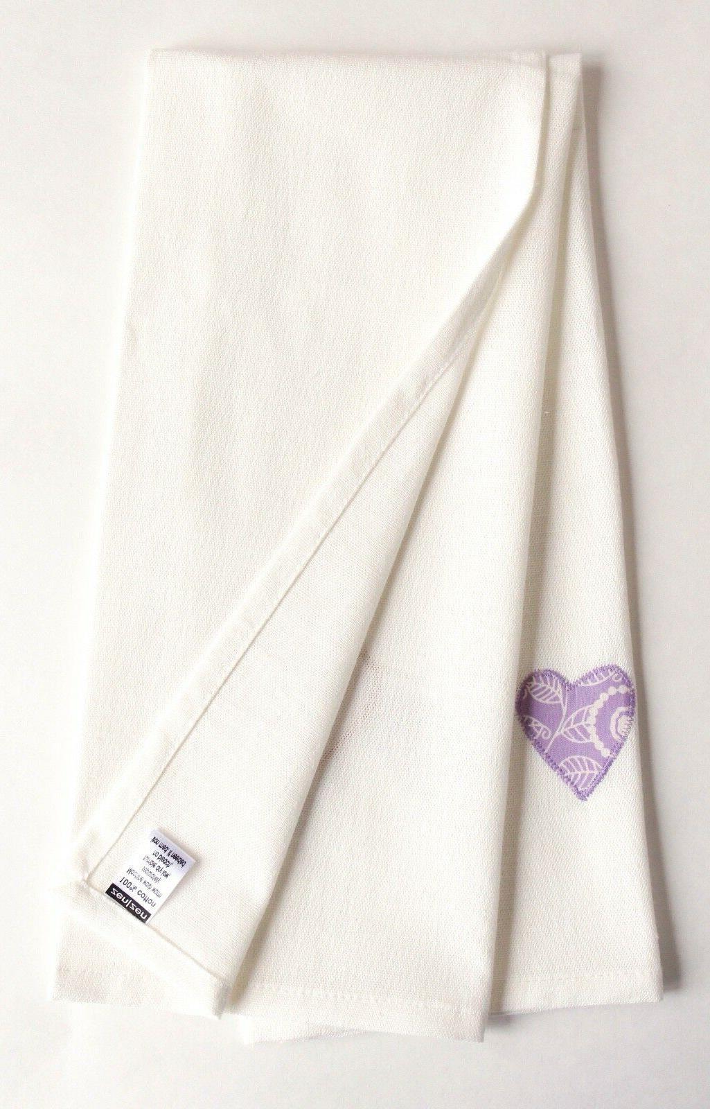 Hand All Cotton Fair Trade Retro Design