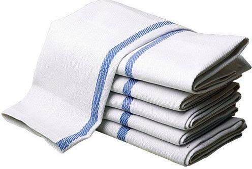 herringbone striped towels 15 x25 for home