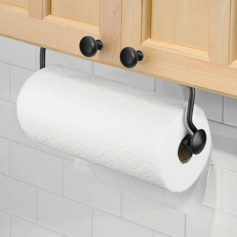 Holder Towel Wall Metal Dispenser Horizontal