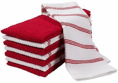 Home Pantry Piedmont Terry Kitchen Towels Absorbent Terry Cl