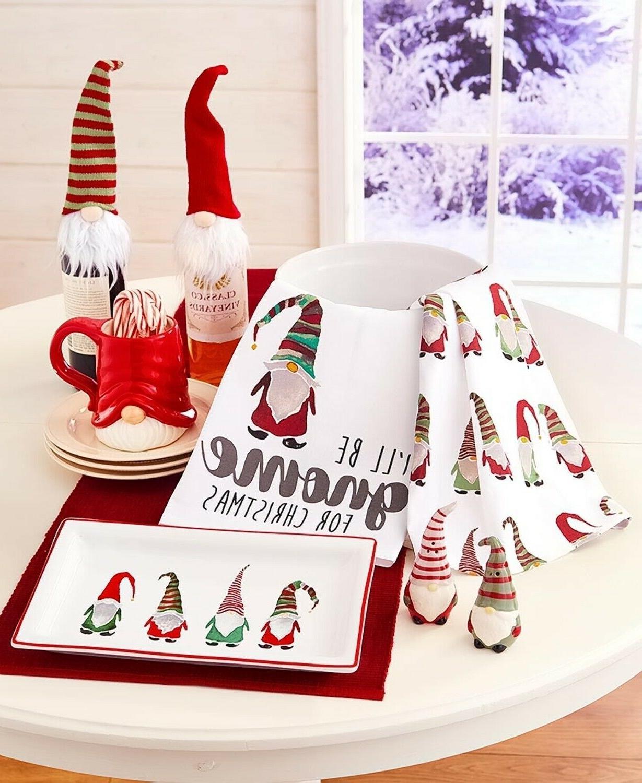 Christmas Towels Holiday Kitchen Bathroom Home Decor