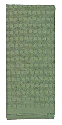J & M Home Fashions 7371 16x26 Leaf Kitchen Towel - Quantity