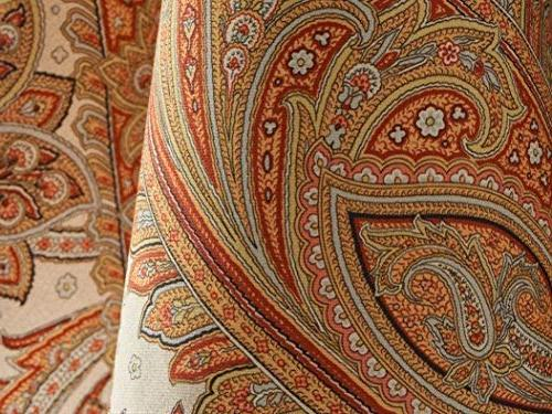 Maison Paisley 100% Cotton of 20 27.5 Inch.