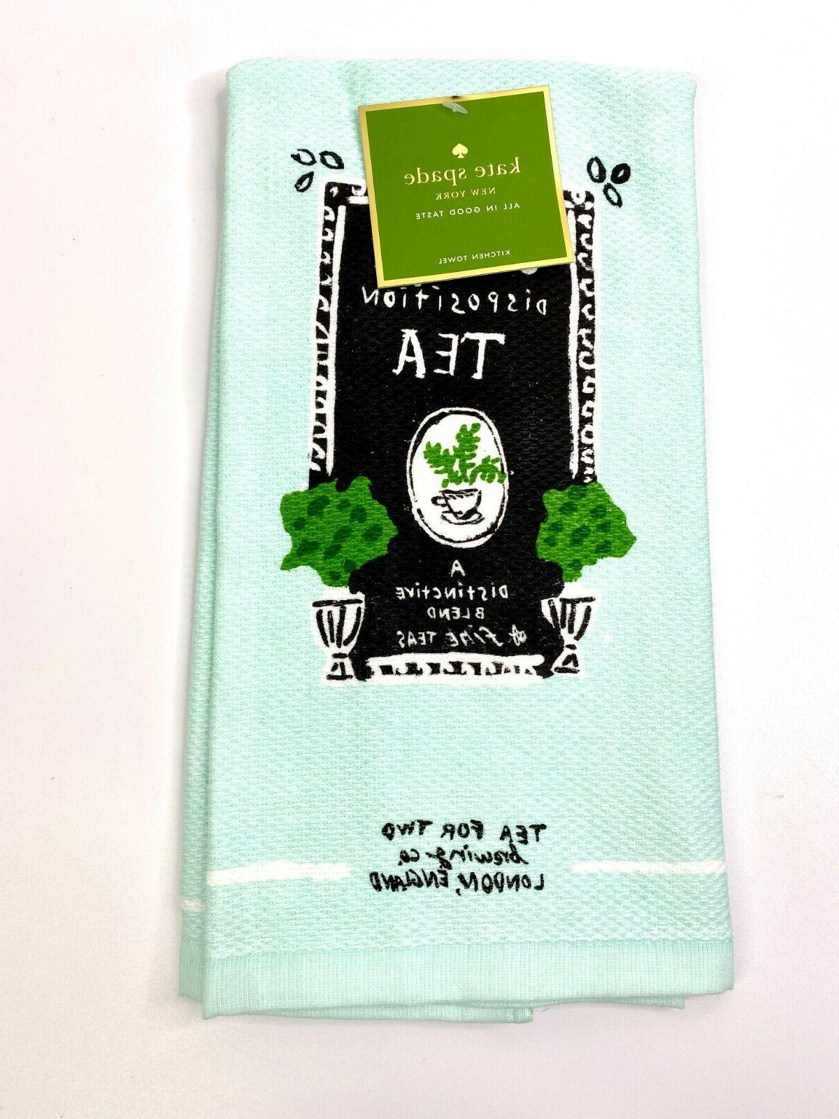 Kate Spade Tea Two Cotton Kitchen 2