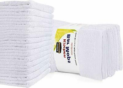 kitchen bar mops towels pack of 12