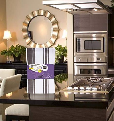 Utopia - Premium Dish Machine Cotton White Kitchen & Tea