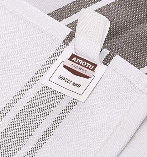 Utopia Towels Towels Machine Kitchen Dishcloths, & Tea