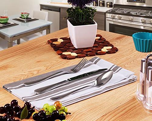 Utopia Kitchen - Premium Towels, Machine Washable Kitchen Dishcloths, & Towels