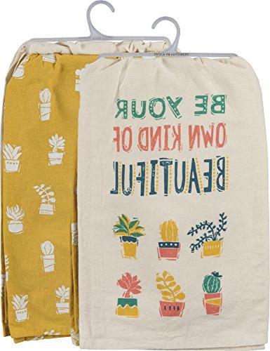 kitchen dish towel set