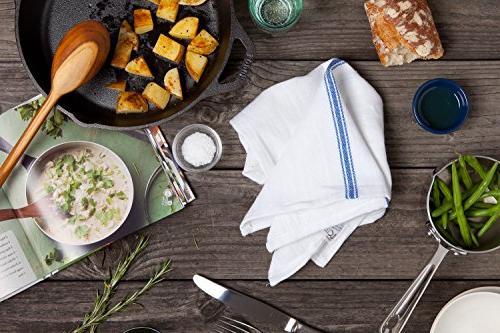 Liliane Kitchen Towels - Grade Absorbent 100% T