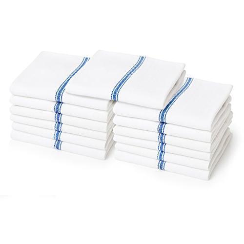 Liliane Kitchen Towels Grade Absorbent 100% Cotton Kitchen T