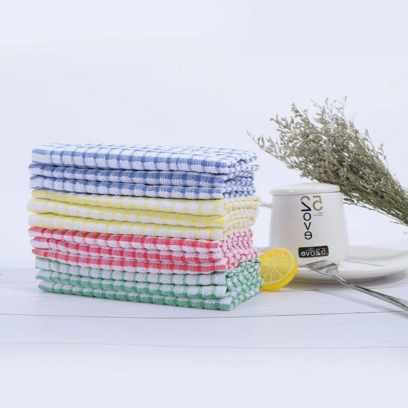 Kitchen Dish Colors 11x17 Absorbent 12-24 pc