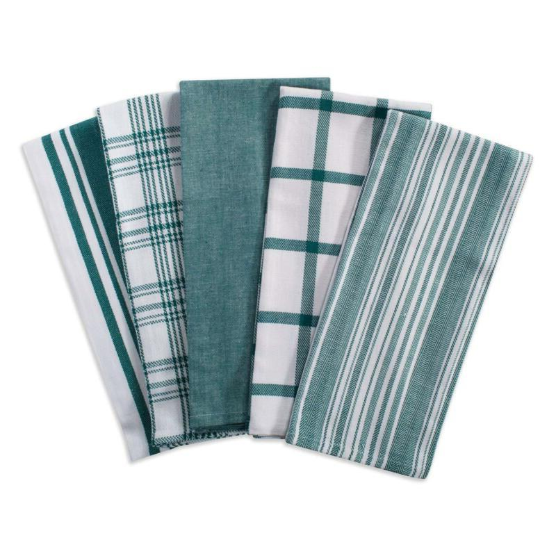 Dii Kitchen Dish Towels , Ultra Absorbent  Fast Drying, Prof