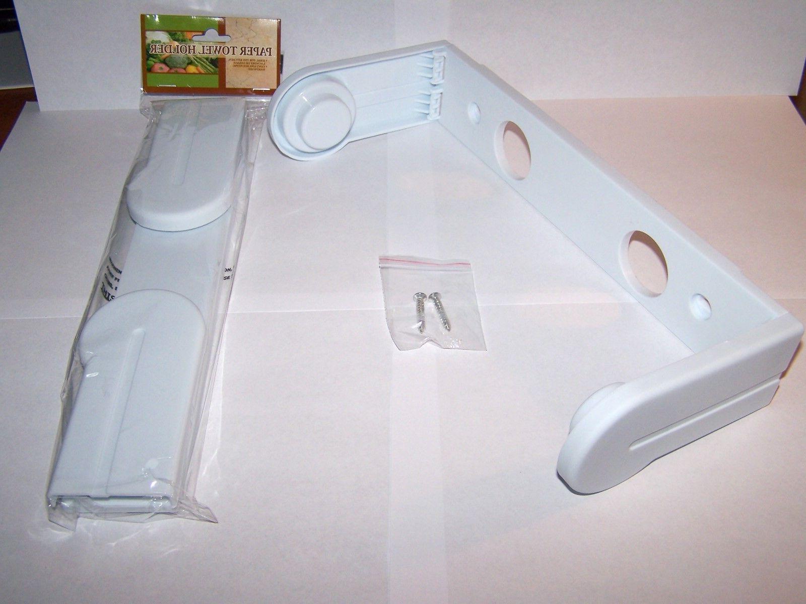 kitchen hinged white plastic under