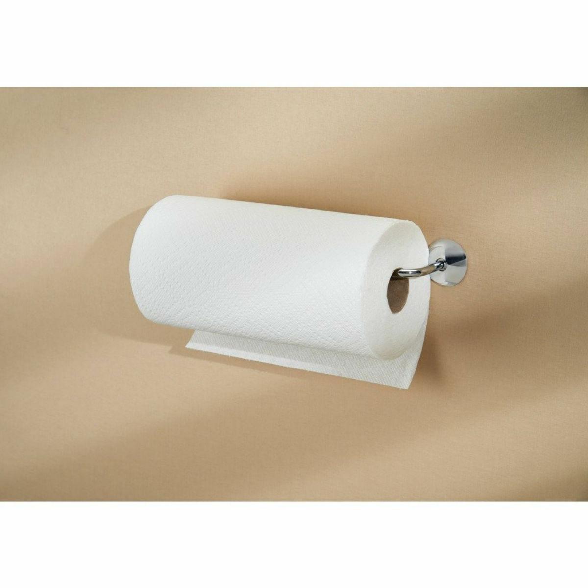 Kitchen Paper Towel Roll Holder Under Cabinet