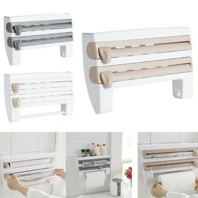Kitchen Roll Dispenser Towel Mount
