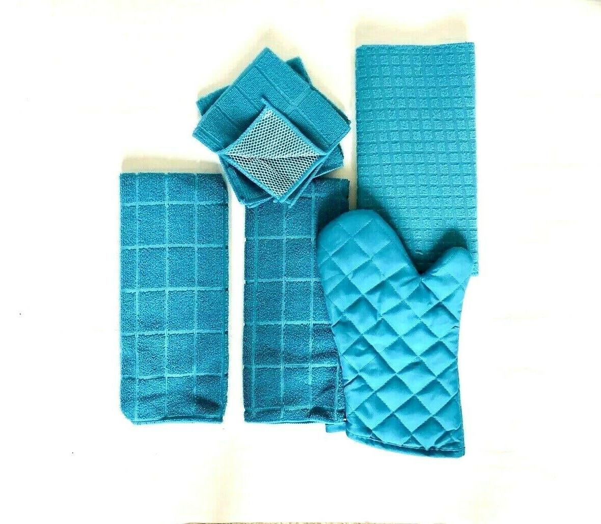 Kitchen 6 Drying Mat Mitt 2