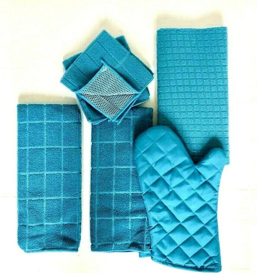 Kitchen Towel Set of 6 Mat 2