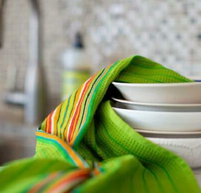 Kitchen Stripe Absorbent 12 Pack